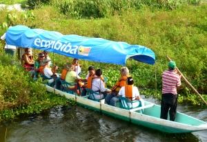 canoa ecoturismo